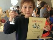 Erik gewinnt die Jahreswertung
